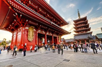 TOKYO - NHẬT BẢN (TOUR FREE & EASY)
